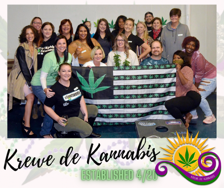 Krewe De Kannabis Meet and Greet